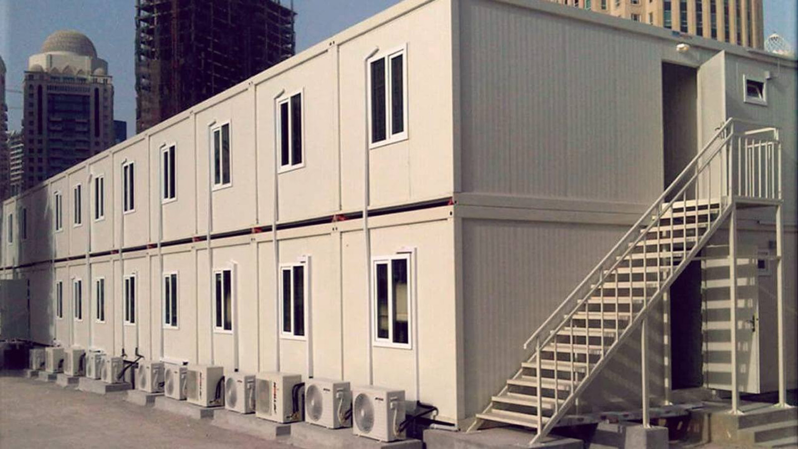 DEUER CONTAINER  Wohncontanier kaufen  Bürocontainer